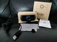 1536P Full HD Webcam with Microphone