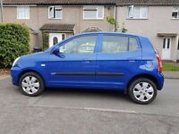 2004 KIA PICANTO LOW MILEAGE 42,000 MOT TILL FEBRUARY 2018 NICE LOVELY CAR