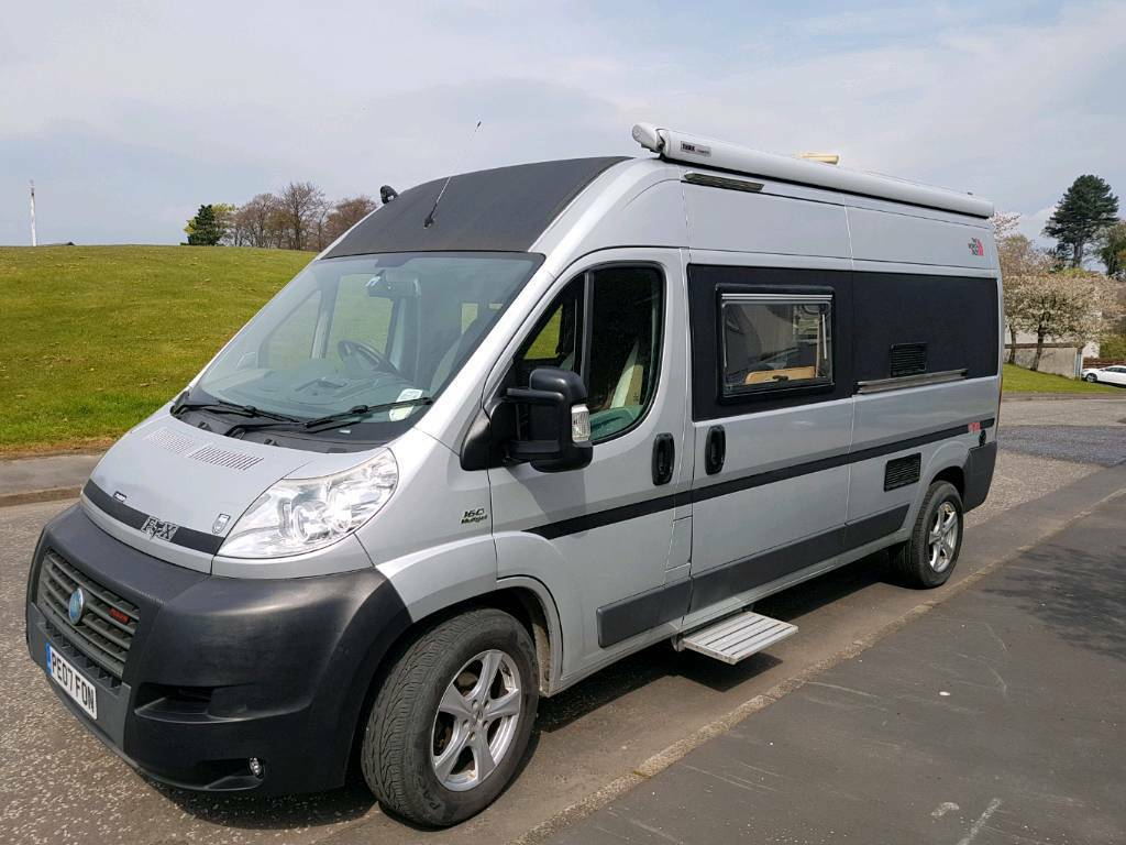 2007 fiat ducato campervan conversion in dumbarton west dunbartonshire gumtree. Black Bedroom Furniture Sets. Home Design Ideas