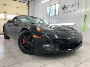 2011 Chevrolet Corvette LS3 /TOIT TARGA/TIPLE BLACK/ **SHOWROOM