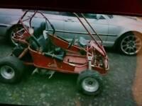 Hammerhead 80cc kids buggy
