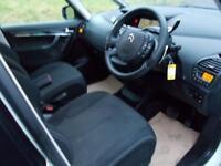 CITROEN C4 GRAND PICASSO 1.6 PLATINUM EGS E-HDI 5d AUTO 110 BHP (white) 2013