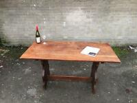VINTAGE TABLE SOLID WOOD FREE DELIVERY 🇬🇧