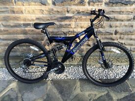 Men's Silverfox Mountain Bike