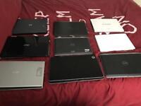 Joblot of laptops