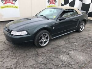 1999 Ford Mustang GT, Automatic, Leather, Convertible, Only 67,0