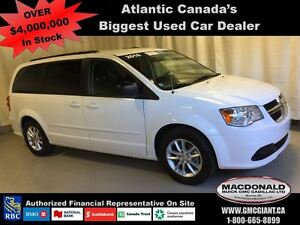 2016 Dodge Grand Caravan SE/SXT Stow and Go