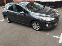 £2500 Peugeot 308 1.4 VT sport 5dr