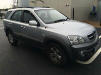 Kia sorento XS 2.5 Diesel, 4x4 with low gear, 1 previous owner, full history