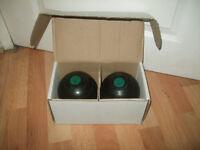 henselite bowls, Henselite crown conquest bowls