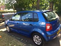 vw polo 4 door 1.2 power steering drives well has few scratches