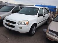 2007 Chevrolet Uplander LS // YOU SAFETY YOU SAVE