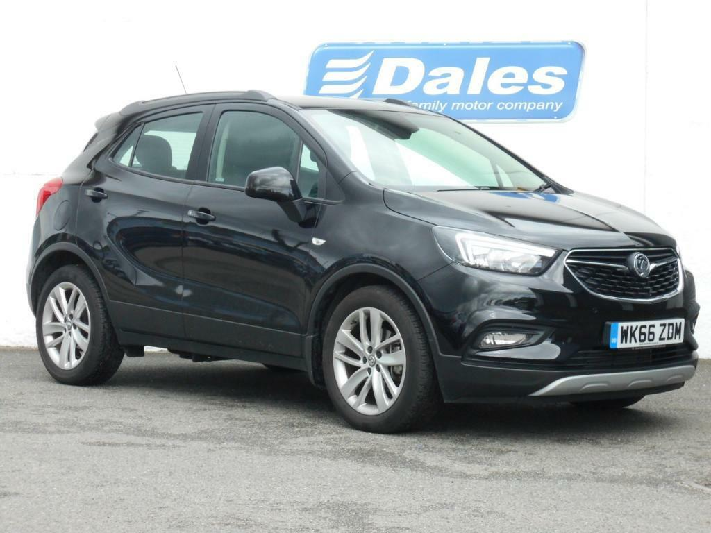 vauxhall mokka x x active 1 6 cdti s s 5dr hatchback mineral black 2017 in truro cornwall. Black Bedroom Furniture Sets. Home Design Ideas