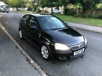 Vauxhall Corsa 1.2 SXi Twinport Black 5 Door