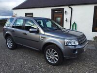 Land Rover Freelander 2 HSE top of the range and in superb condition