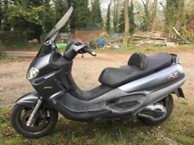 2004 Piaggio x9 500cc Scooter 500 cc