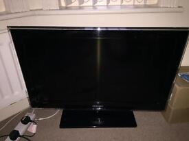 Used 37 inch Samsung TV