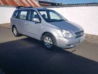 Kia Sedona GS 7 seater diesel full service history with timing belt