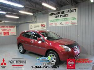 Nissan Rogue AWD S 2010