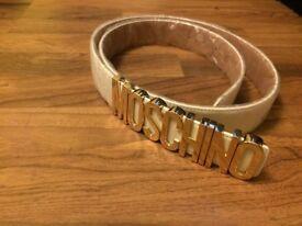 Brand new Moschino belt Ladies Mens