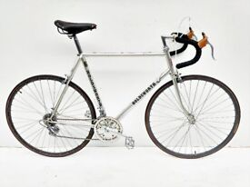 vintage Holdsworth 531 special steel racing bicycle