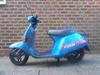 Classic Honda Vision 50cc 1987 lovely little bike grat for camper van
