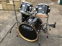 Mapex M 5 Piece Fusion Drum Kit and Zildjian ZBT Cymbal Pack