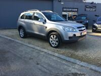 2008 2008 CHEVROLET CAPTIVA LTX 7S VCDI SILVER ..... 7 SEATER ...... P/X WELCOME