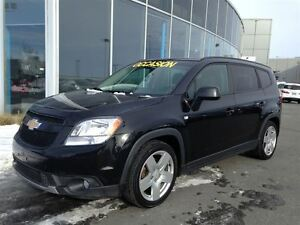 2012 Chevrolet Orlando LT + MAGS + BLUETOOTH + 7 PASSAGERS