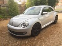 Silver Beetle 1.4 Design, FSH, Fender speaker pack, Great condition for age!