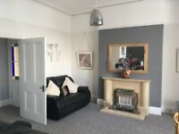 Torquay town center victorian villa 4 large rooms to rent in shared house