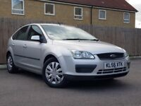 Ford Focus 1.6 TDCi DPF LX 5dr (FULL SERVICE HISTORY+ 11 MONTHS MOT)