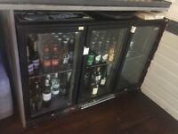Infrico Triple Bar Cooler/Drinks Chiller - Ref 9289