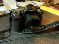 Fuji S5 Pro DSLR and lenses/accessories