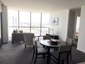 ROOM FOR COUPLE IN BRAND NEW MILTON APARTMENTS- $280 Milton Brisbane North West Preview