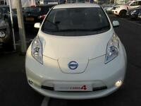 Nissan Leaf ACENTA (white) 2015-06-01