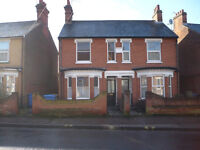 3 Bed Unfurnished Semi-detached House - East Ipswich to Rent