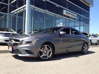 2014 Mercedes-Benz CLA-Class CLA250 NAVIGATION 1 OWNER LIKE NEW
