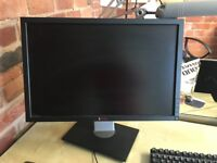 "Dell UltraSharp 2209WA - LCD monitor - 22"" w/power cable £30"
