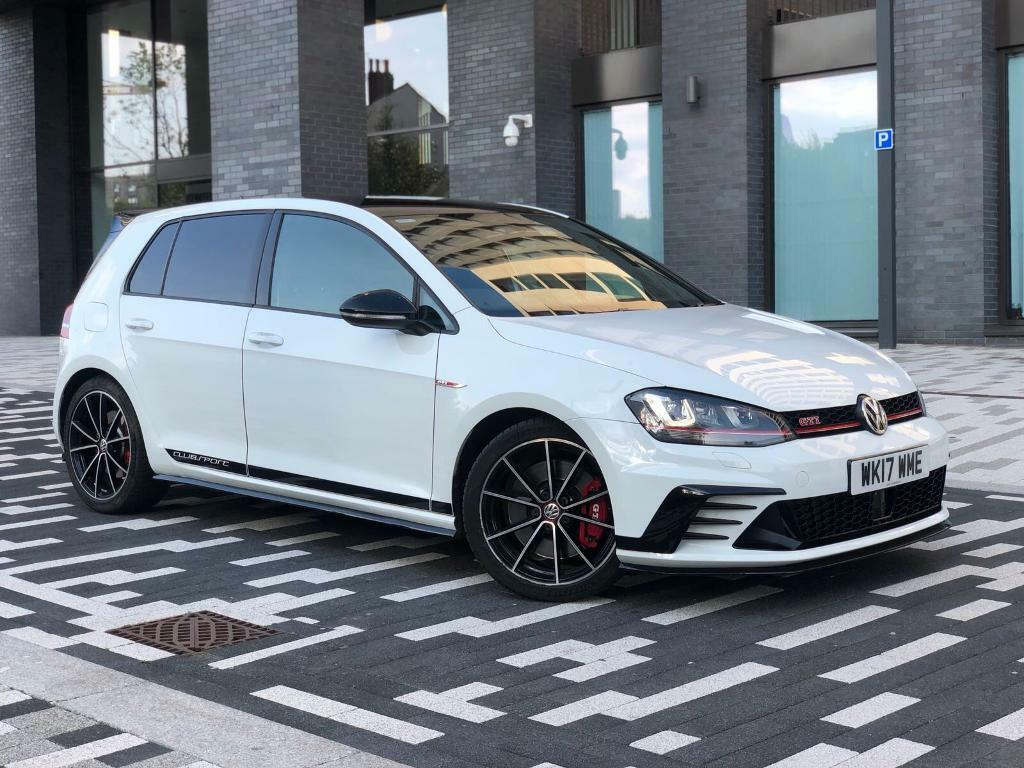 2017 Vw Golf 2 0 Gti Clubsport Edition 40 Dsg 5dr Catn D In Perry