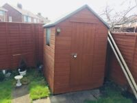 garden shed for sale - good condition