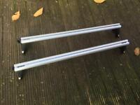 Astra h mk5 roof bars authentic Vauxhall lockable