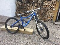 Custom Specialized Big Hit , Downhill Mountain Bike