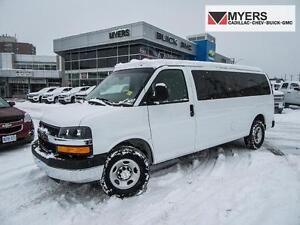 2016 Chevrolet Express 3500 Extended Express  3500 , 15 passenge