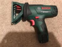 Bosch 10.8v cordless jigsaw
