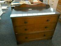 Chest of drawers #33549 £35