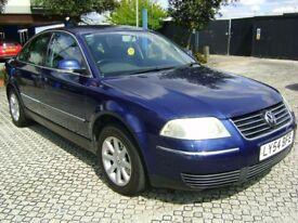 VW PASSAT 1.9 HIGHLINE TDI 130 BHP **HPI CLEAR**LEATHER SEATS**6 DISC MULTI-CHANGER