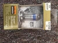 Super bright xenon head light bulb H4 12v 60/55w