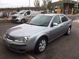 Ford Mondeo LX 1.8 Petrol 2006, lovely condition, drives perfectly, 96000 Miles, 9 Months MOT