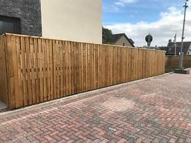 🔨WESTEND /FENCING 🌳good quality fencing guaranteed FREE QUOTE best price in Glasgow